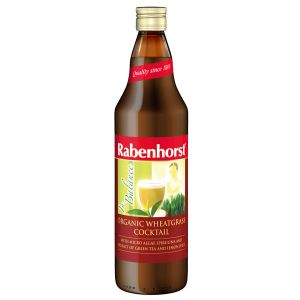 Rabenhorst Organic Wheatgrass Cocktail 750ml
