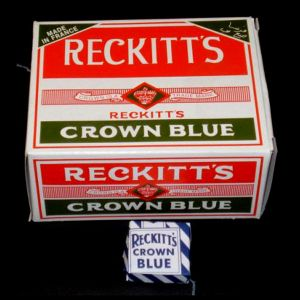 Reckitt's Crown Blue Box Of 48