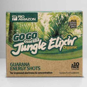 Rio Amazon GoGo Guarana Jungle Elixir