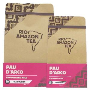Rio Amazon Tea Pau d'Arco Tea Bags