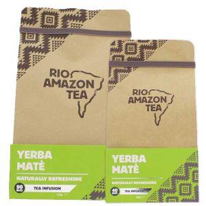 Rio Amazon Tea Yerba Mate 40 Tea Bags