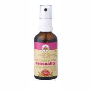 Australian Bush Flower Essences Organic Sensuality Mist 50ml