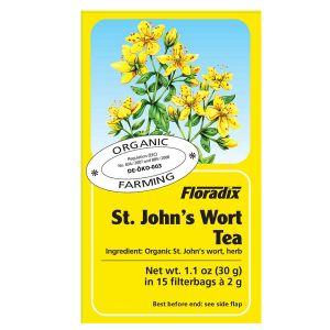 Salus House Organic St Johns Wort Tea Bags (15 Bags)