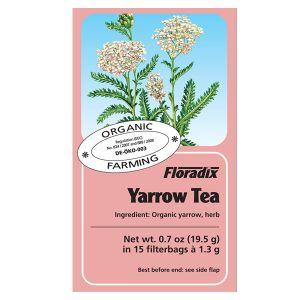 Salus House Organic Yarrow Tea Bags (15 Bags)