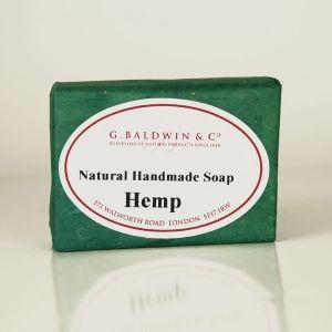 Baldwins Luxury Handmade Hemp Soap 110g
