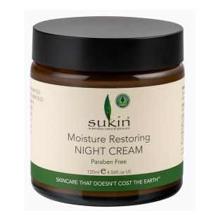 Sukin Natural Skincare Moisture Restoring Night Cream 120ml