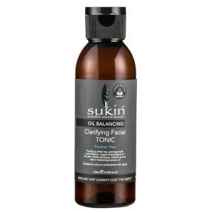 Sukin Natural Skincare Oil Balancing Clarifying Facial Tonic 125ml