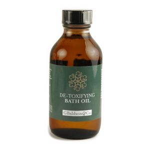 Baldwins Synergy De-toxifying Bath Oil