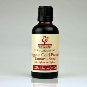 Baldwins Organic Cold Pressed Tamanu Seed Oil (calophyllum Inophyllum)