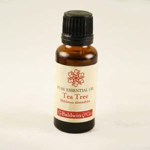 Baldwins Tea Tree (melaleuca Alternifolia) Essential Oil