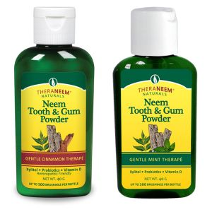 Theraneem Naturals Neem Tooth And Gum Powder 40g