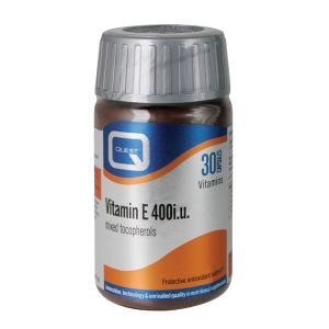 Quest Vitamin E 400iu