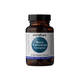 Viridian Beta Carotene (with Mixed Carotenoids) Complex
