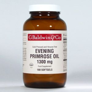 Baldwins Evening Primrose Oil 1300mg