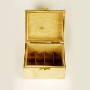 Baldwins Wooden Box 12 X 10ml