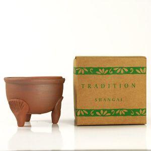 Shangai Terracotta Incense Burner