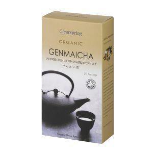 Clearspring Organic Genmaicha 20 Teabags