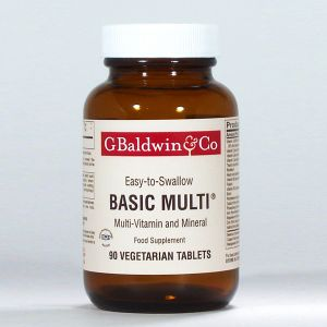 Baldwins Basic Multi 180 Tablets