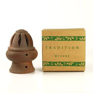 Mysore Terracotta Incense Burner