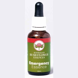 Australian Bush Flower Essences Emergency Drops 30ml