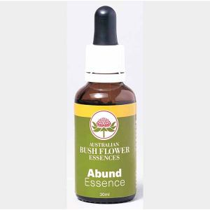Australian Bush Flower Essences Abund Drops 30ml
