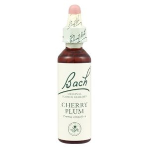 Bach Flower Remedy Cherry Plum