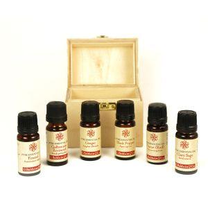 Baldwins Aromatherapy Boxed Set 4