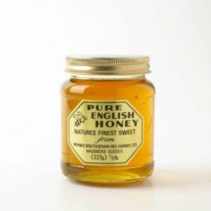 Paul Paynes English Honey (clear) 227g