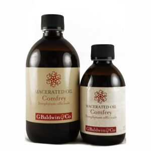 Baldwins Comfrey Macerated Oil