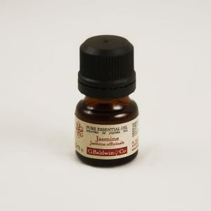 Baldwins Pure Essential Oil Of Jasmine (jasmine Officinale) Diluted In Jojoba Oil