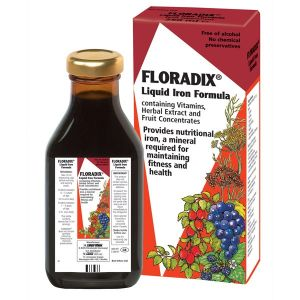 Salus Floradix Liquid Iron Formula 500ml