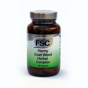Fsc Horny Goatweed Complex 90 Vegetarian Capsules