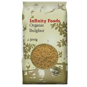 Infinity Foods Organic Bulghur