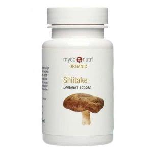 Myco-nutri Ltd Shiitake Mushroom 60 Capusles