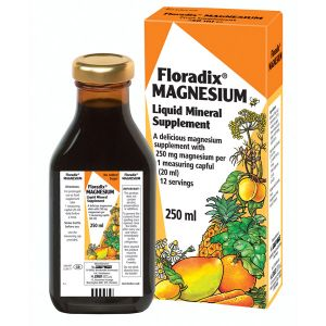 Floradix Magnesium Liquid Mineral Supplement 250ml