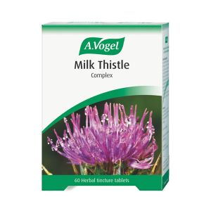 A. Vogel Milkthistle Complex 60 Tincture Tablets
