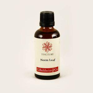 Baldwins Neem Leaf ( Azadirachta Indica ) Herbal Tincture