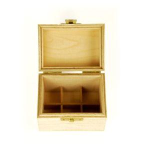 Baldwins Wooden Box 6 X 10ml