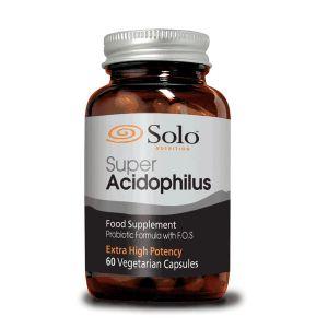 Solo Super Acidophilus With F.o.s.