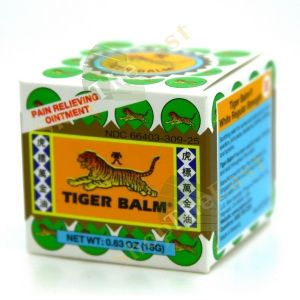 Tiger Balm Ointment White 19g