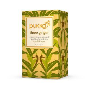 Pukka Three Ginger Tea (20 Sachets)