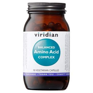 Viridian Balanced Amino Complex 90 Vegecaps