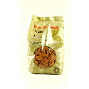 Infinity Foods Organic Almonds