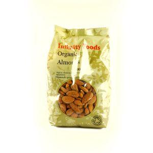 Infinity Foods Organic Almonds