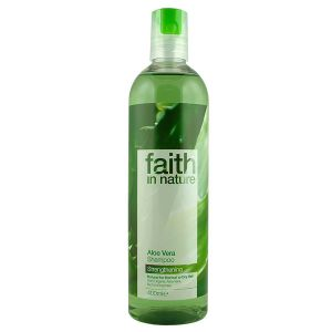 Faith In Nature Organic Aloe Vera Shampoo 400ml