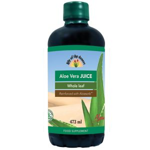 Lily Of The Desert Aloe Vera Whole Leaf Juice
