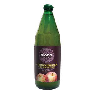 Biona Organic Mother Apple Cider Vinegar 750ml