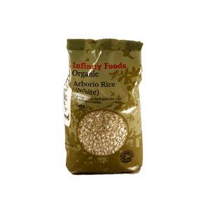 Infinity Foods Organic Arborio (white) Rice