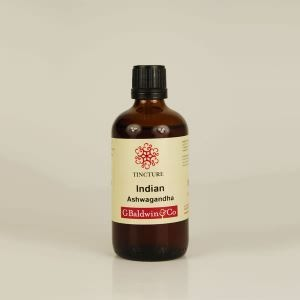 Baldwins Ashwagandha Herbal Tincture