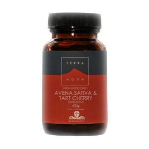 Terranova Avena Sativa And Tart Cherry 40g